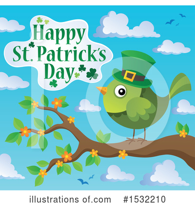 St Patricks Day Clipart #1532210 by visekart