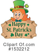 St Patricks Day Clipart #1532212 by visekart