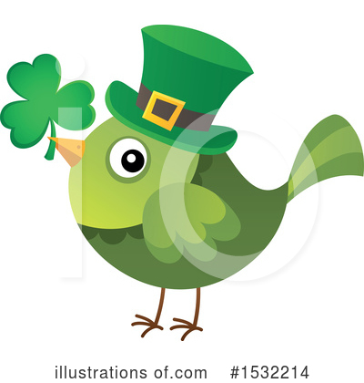 St Patricks Day Clipart #1532214 by visekart