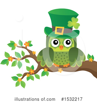 St Patricks Day Clipart #1532217 by visekart