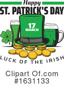 St Patricks Day Clipart #1631133 by Vector Tradition SM