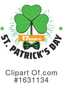 St Patricks Day Clipart #1631134 by Vector Tradition SM