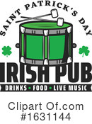St Patricks Day Clipart #1631144 by Vector Tradition SM