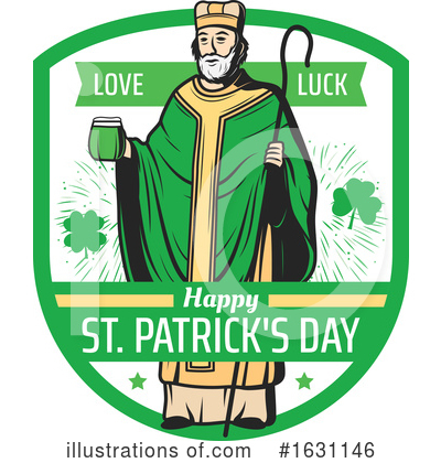 St Patricks Day Clipart #1631146 by Vector Tradition SM