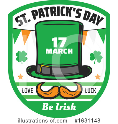 St Patricks Day Clipart #1631148 by Vector Tradition SM