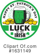 St Patricks Day Clipart #1631149 by Vector Tradition SM