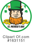 St Patricks Day Clipart #1631151 by Vector Tradition SM