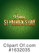St Patricks Day Clipart #1632035 by KJ Pargeter