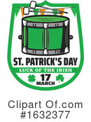 St Patricks Day Clipart #1632377 by Vector Tradition SM
