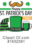 St Patricks Day Clipart #1632381 by Vector Tradition SM
