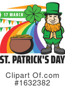 St Patricks Day Clipart #1632382 by Vector Tradition SM
