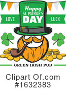 St Patricks Day Clipart #1632383 by Vector Tradition SM