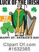 St Patricks Day Clipart #1632385 by Vector Tradition SM