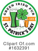 St Patricks Day Clipart #1632391 by Vector Tradition SM