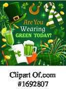 St Patricks Day Clipart #1692807 by Vector Tradition SM