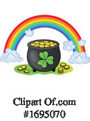 St Patricks Day Clipart #1695070 by visekart