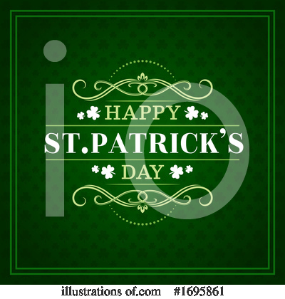 St Patricks Day Clipart #1695861 by Vector Tradition SM