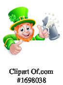 St Patricks Day Clipart #1698038 by AtStockIllustration