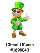 St Patricks Day Clipart #1698040 by AtStockIllustration