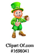 St Patricks Day Clipart #1698041 by AtStockIllustration