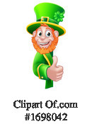 St Patricks Day Clipart #1698042 by AtStockIllustration