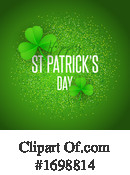 St Patricks Day Clipart #1698814 by KJ Pargeter