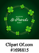 St Patricks Day Clipart #1698815 by KJ Pargeter