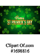 St Patricks Day Clipart #1698816 by KJ Pargeter