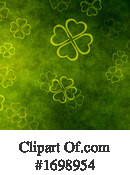St Patricks Day Clipart #1698954 by KJ Pargeter