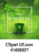 St Patricks Day Clipart #1698957 by KJ Pargeter