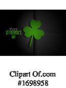 St Patricks Day Clipart #1698958 by KJ Pargeter