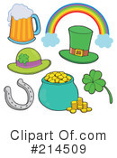 St Patricks Day Clipart #214509 by visekart
