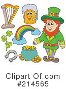 St Patricks Day Clipart #214565 by visekart