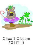 Royalty-Free (RF) St Patricks Day Clipart Illustration #217119