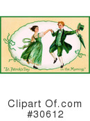 St Patricks Day Clipart #30612 by OldPixels