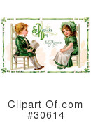St Patricks Day Clipart #30614 by OldPixels