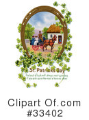 St Patricks Day Clipart #33402 by OldPixels