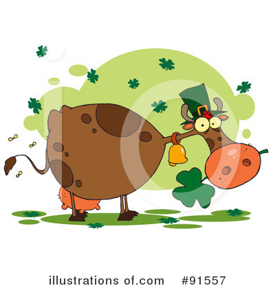 Cow Clipart #91557 by Hit Toon