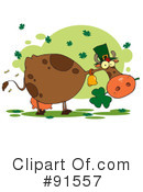 Royalty-Free (RF) St Patricks Day Clipart Illustration #91557