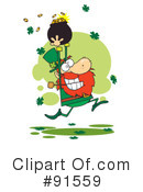 Royalty-Free (RF) St Patricks Day Clipart Illustration #91559
