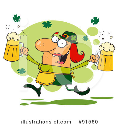 Beer Clipart #91560 by Hit Toon