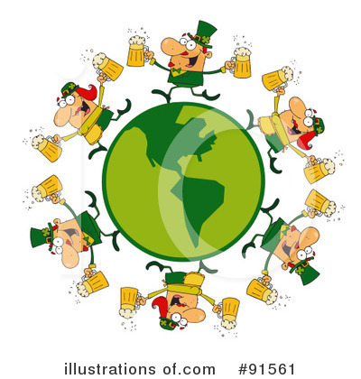 Beer Clipart #91561 by Hit Toon