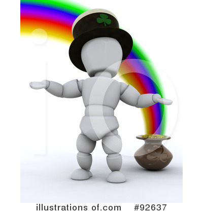 St Patricks Day Clipart #92637 by KJ Pargeter