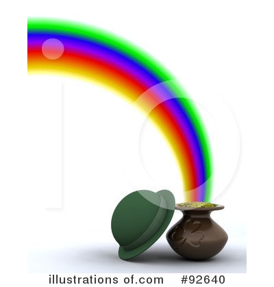 St Patricks Day Clipart #92640 by KJ Pargeter