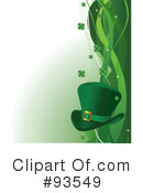 Royalty-Free (RF) St Patricks Day Clipart Illustration #93549