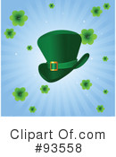Royalty-Free (RF) St Patricks Day Clipart Illustration #93558
