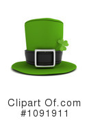 Royalty-Free (RF) St Patrics Day Clipart Illustration #1091911