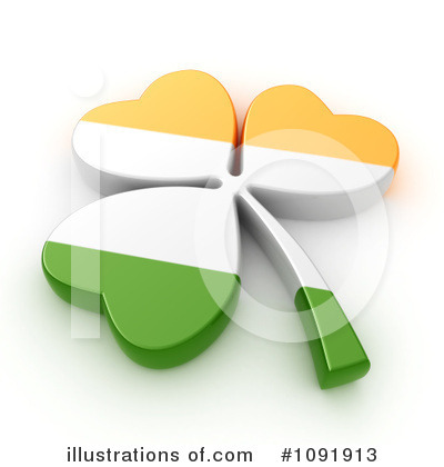 St Patricks Day Clipart #1091913 by BNP Design Studio
