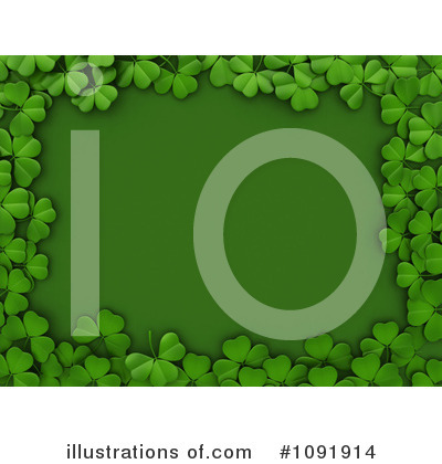 St Patricks Day Clipart #1091914 by BNP Design Studio