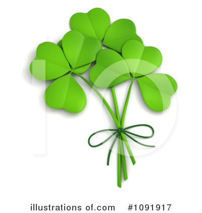 St Patricks Day Clipart #1091917 by BNP Design Studio